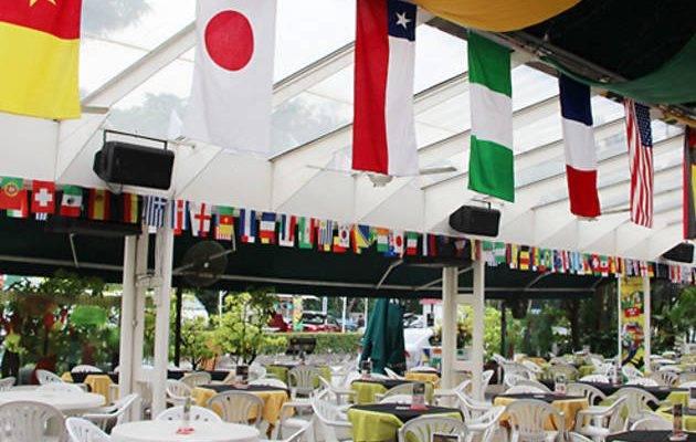 Tribe Advisor: Lima 'port' menarik untuk menyaksikan Piala Dunia di Lembah Klang