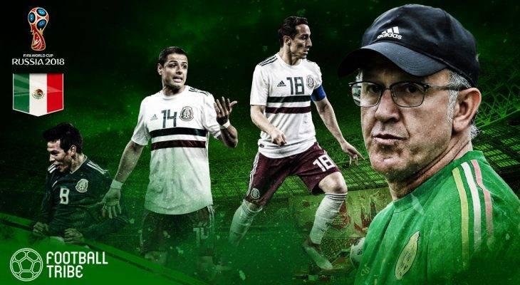 Previu Mexico di Piala Dunia 2018: Kebolehan El Tricolor memecahkan rekod