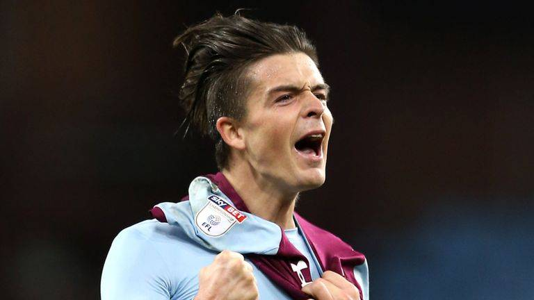 Jack Grealish crashes his 4×4 in 8am after-party bang-up