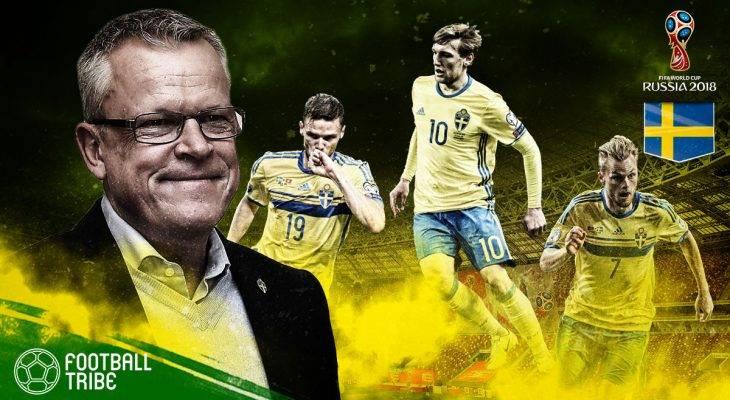 Previu Sweden di Piala Dunia 2018: Misi berjuang di Rusia tanpa Zlatan Ibrahimovic