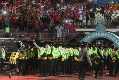 PSSI jamin keselamatan pemain Malaysia di Sukan Asia