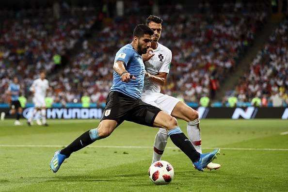 """""""Griezmann, kau bukan orang Uruguay!"""" – Luis Suarez"""