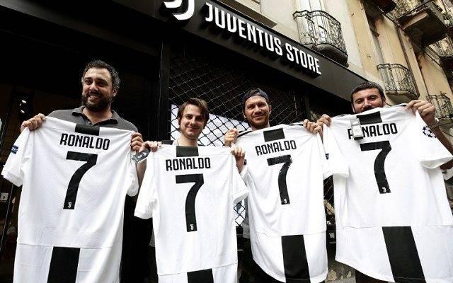 Pekerja Fiat bantah pembelian Cristiano Ronaldo
