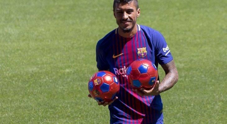 Baru semusim di Barcelona, Paulinho balik ke Guangzhou Evergrande