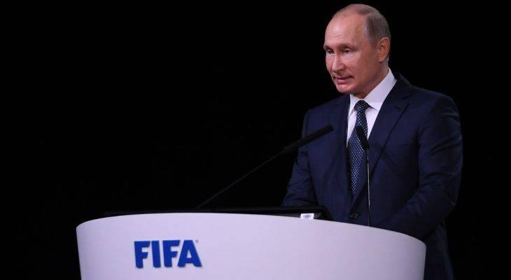 Putin buat panggilan telefon kepada jurulatih Rusia sebelum bertemu Sepanyol