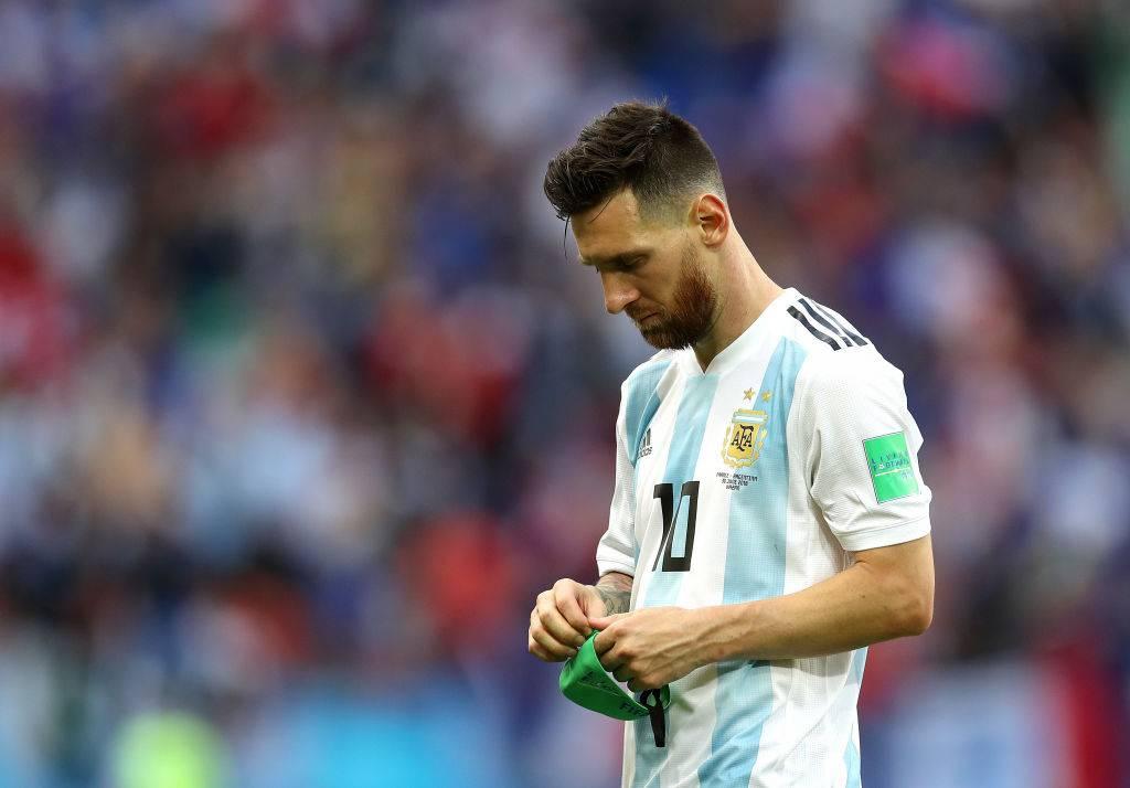 Barisan pemain yang harus bersara di peringkat antarabangsa selepas Piala Dunia 2018