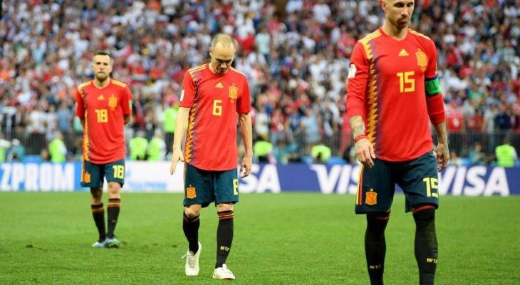 Saya rasa teruk bila Sepanyol kalah, kata Iniesta