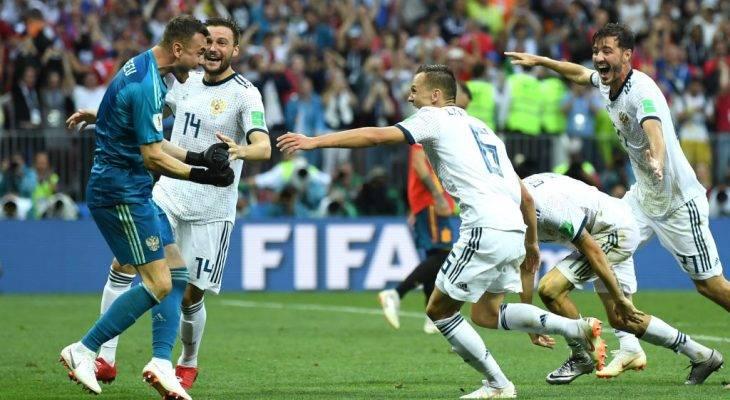 Tuhan bagi Rusia menang, kata Akinfeev