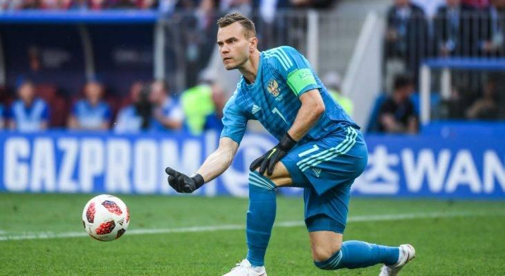 Koleksi statistik menarik daripada kekalahan Sepanyol di tangan Rusia