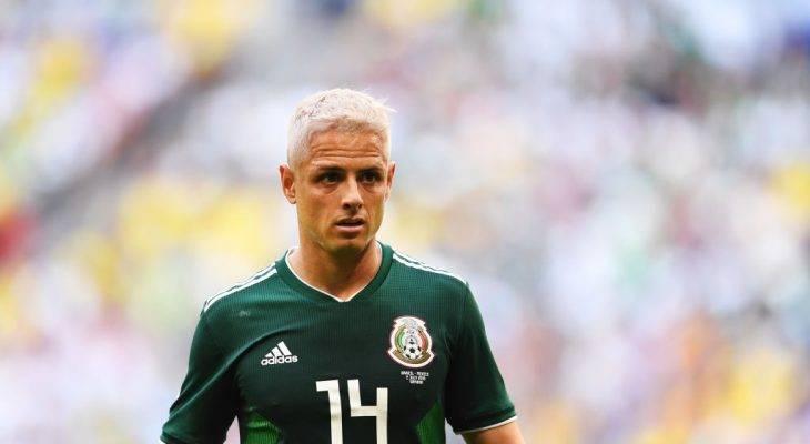 5 inspirasi rambut 'blonde' Javier Chicharito Hernandez?