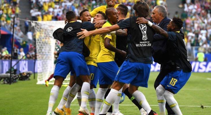 Analisis: Brazil ketepikan cabaran Mexico, tempah tiket ke suku akhir