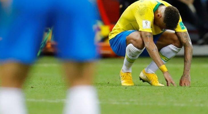 Brazil kalah dengan pasukan hebat, kata Miranda