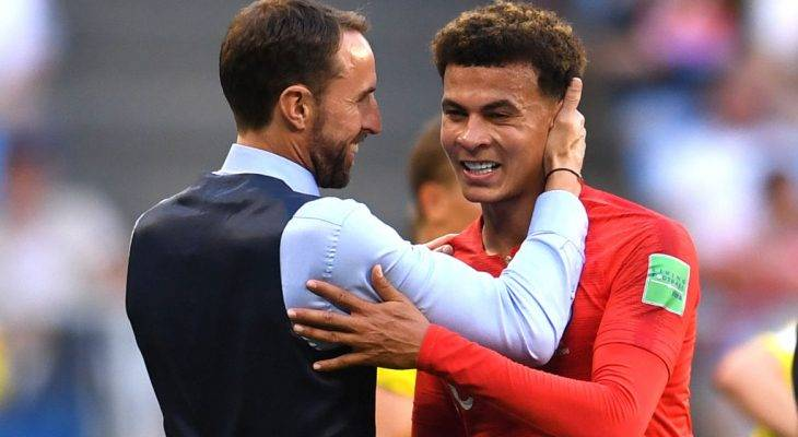 England terhutang budi kepada peminat, kata Dele Alli