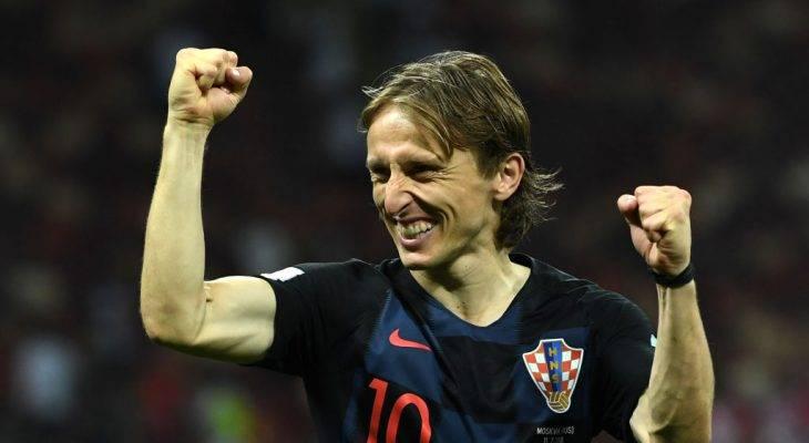 England pandang rendah kepada Croatia, kata Luka Modric