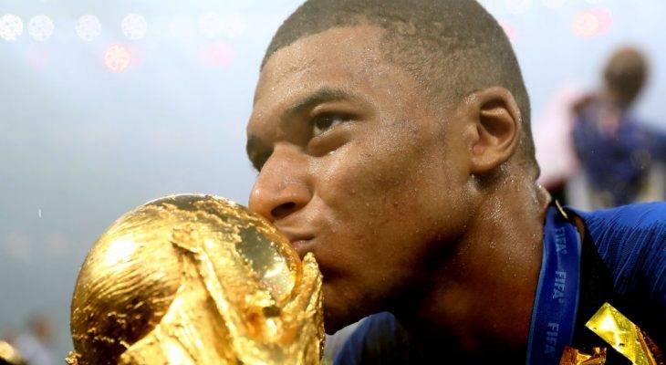Kemenangan Piala Dunia hanyalah permulaan- Kylian Mbappe