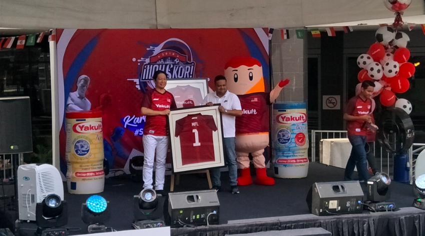 Yakult terus mengorak langkah positif dengan tiga inisiatif baru buat bolasepak Malaysia