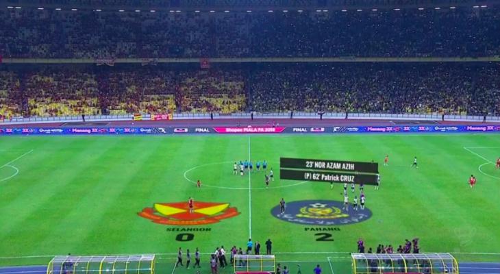 Analisis: Pahang berjaya julang Piala FA, faktor kualiti menjadi perbezaan ketara