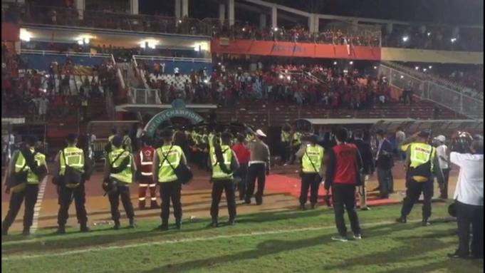 Menteri sukan Indonesia mohon maaf kepada Malaysia