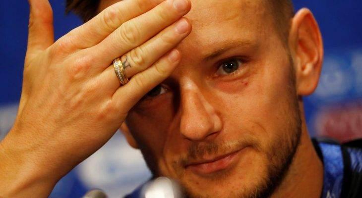 Kalau Croatia menang, saya akan cacah tatu di dahi!-Ivan Rakitic