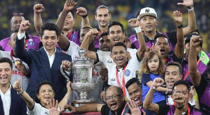 Selangor kalah kepada Pahang kerana kurang berpengalaman, kata Nazliazmi Nasir