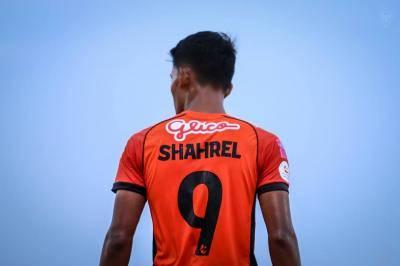 Masih gagal jaringkan gol di Liga Thai, Shahrel Fikri tidak berputus asa