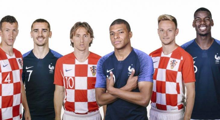Siapa juara Piala Dunia 2018, Perancis atau Croatia?
