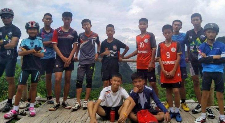 Kisah 12 anak muda, Wild Boars FC dan Piala Dunia