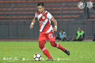 Azmeer Yusof ucap selamat tinggal kepada Kuala Lumpur