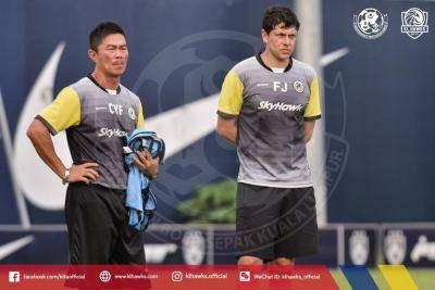 Kuala Lumpur masih berhutang dengan Fabio Maciel?