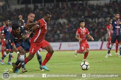 Lima perkara menarik mengenai Sabah FA