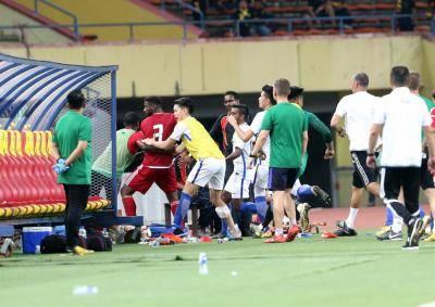 Pemain yang terlibat boleh digantung daripada sertai Sukan Asia