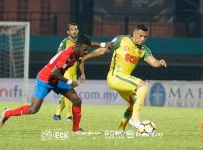 10 Pemain MIFA ikat Kedah di Stadium MBPJ