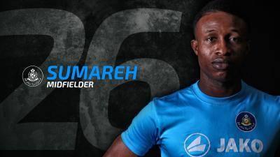 Sumareh terpaksa jadi pemain import untuk lima tahun lagi