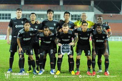 Terengganu FC sah ke suku akhir Piala Malaysia 2018