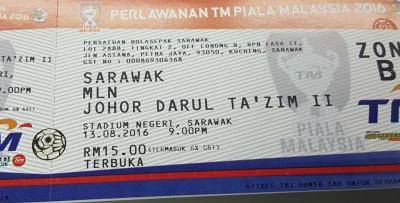 MFL kaji jumlah yang sesuai untuk peruntukan tiket penyokong pihak lawan