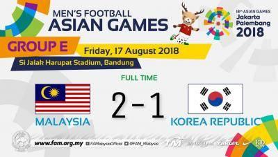 Analisis: Berjaya kalahkan Korea, Malaysia bakal dicanang sebagai calon juara?