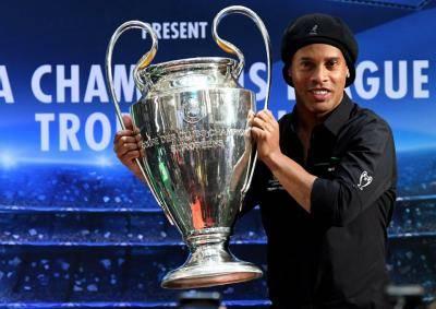 Beraksi di ACL musim depan, Perak mahu bawa masuk Ronaldinho
