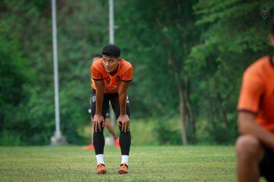 Saya mahu buktikan keupayaan saya di Thailand – Shahrel Fikri