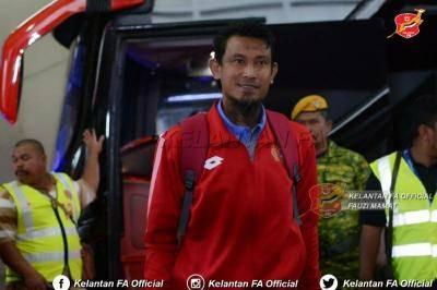 Shafiq vs Santos: Apa pilihan Yusri Che Lah untuk pertembungan Kelantan vs Sabah?