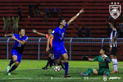 Johor Darul Ta'azim lepaskan Hadi Fayyadh