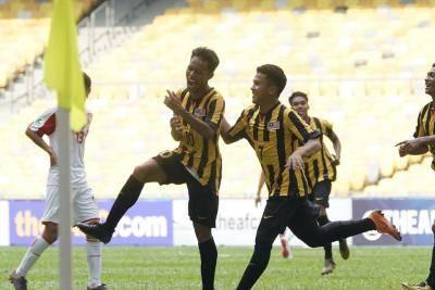 Piala AFC B-16: Luqman mahu terus meledak gol untuk skuad muda negara