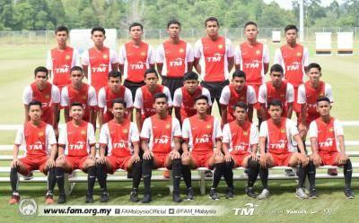 AFC B-16: Lim Teong Kim umum senarai 23 pemain hadapi cabaran Asia