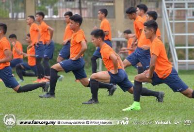 Kenali lima pemain muda Malaysia yang bakal beraksi di AFC B-16