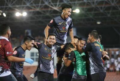 Terengganu City FC bakal umumkan tajaan bagi saingan musim 2019