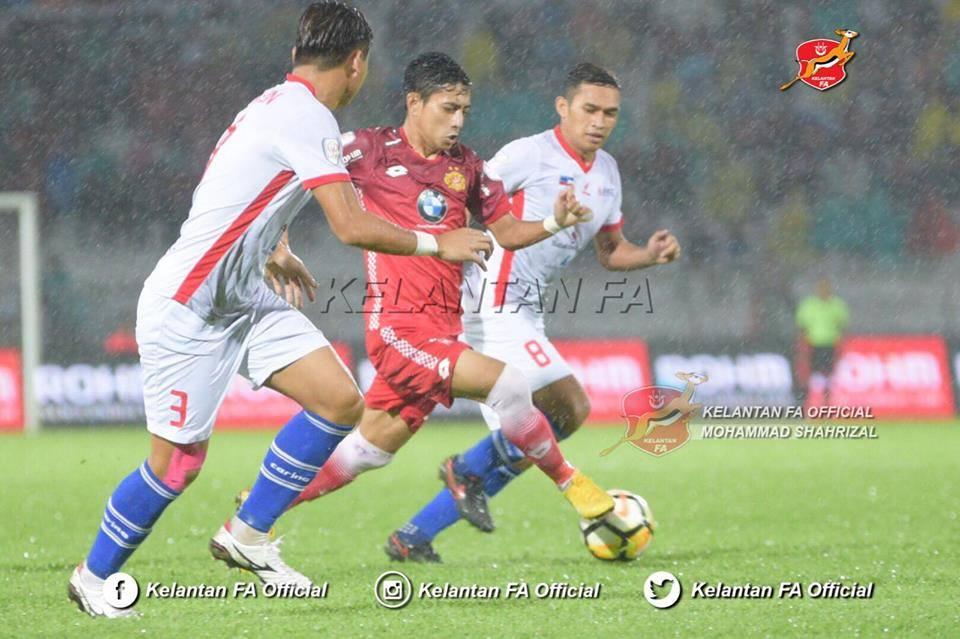 VIDEO: Saksikan highlight kemenangan 2-1 Kelantan ke atas Sabah
