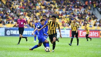 VIDEO: Saksikan highlight perlawanan AFCU16 di antara Malaysia dan Thailand