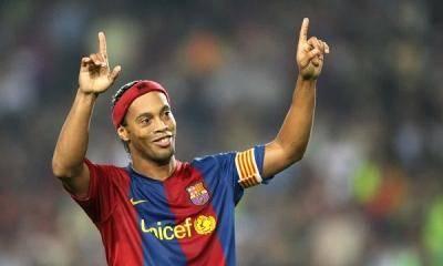 Ronaldinho bernilai lebih RM500 juta