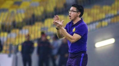 Padang basah bukan alasan untuk kalah-Tan Cheng Hoe