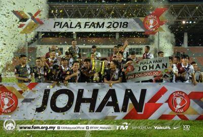 Juara Piala FAM 2018 belum sah beraksi di Liga Premier musim hadapan