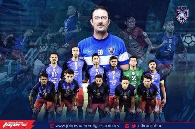 JDT II Dikejutkan UKM FC